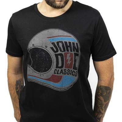 John Doe T-Shirt Helmet, schwarz