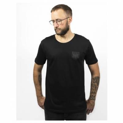 John Doe T-Shirt Original, schwarz