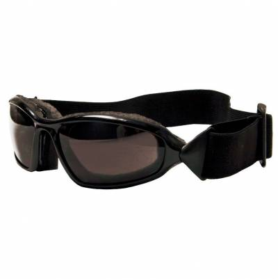 Jopa Brille Rattler, schwarz, getönt
