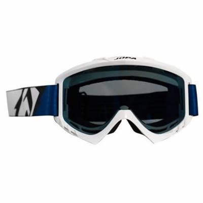 Jopa Crossbrille Poison-Venom, weiß-blau-schwarz