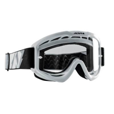 Jopa Crossbrille Venom II, weiß