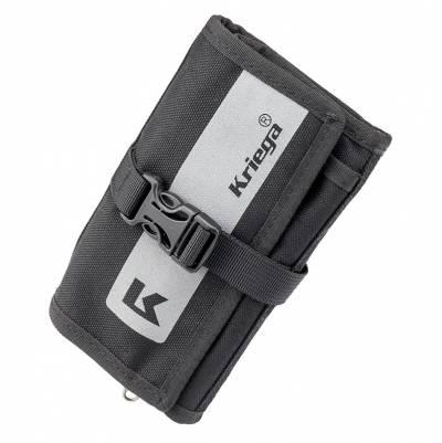 Kriega Geldbeutel Stash Wallet, schwarz