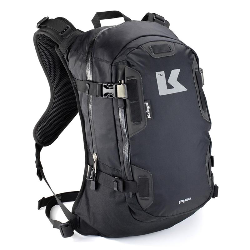 Kriega Rucksack R20, schwarz