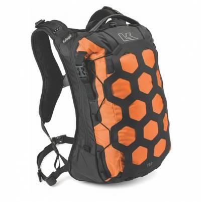 Kriega Rucksack Trail, 18 schwarz-orange