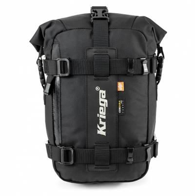 Kriega Tasche US-5 Drypack 5 Liter, schwarz
