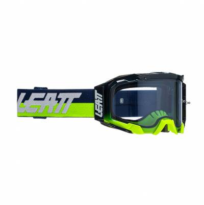 Leatt Crossbrille Velocity 5.5 ink-blau