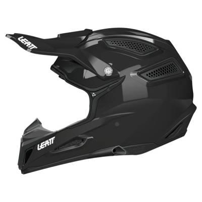 Leatt Helm 5.5 Comp Solid, schwarz