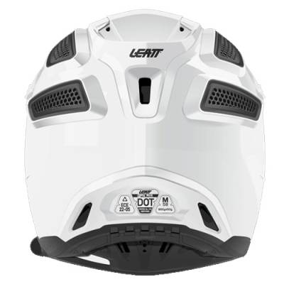 Leatt Helm 5.5 Comp Solid, weiß