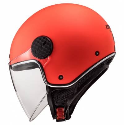 LS2 Helmets Helm Sphere Lux OF558 Solid, fluoorange matt