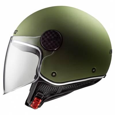 LS2 Helmets Helm Sphere Lux OF558 Solid, militarygrün matt