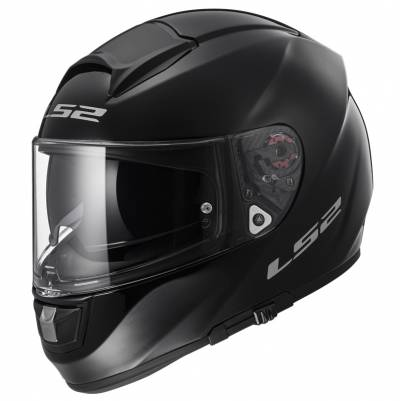 LS2 Helmets Helm Vector HPFC Evo FF397 Solid, schwarz-matt