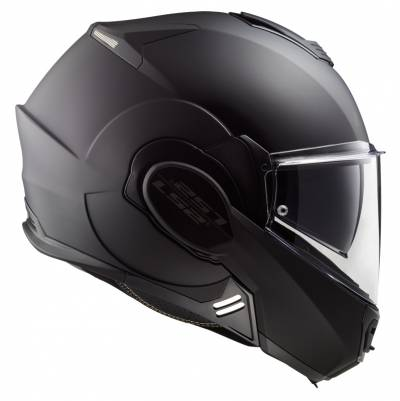 LS2 Helmets Klapphelm Valiant FF399 Nior , schwarz