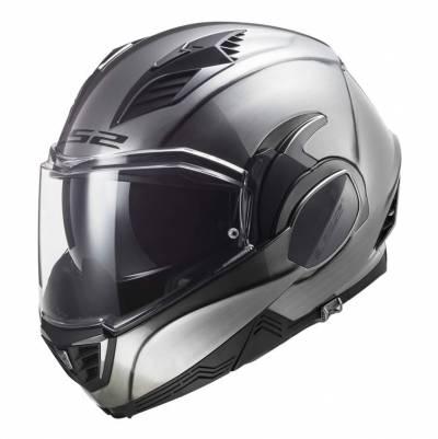 LS2 Helmets Klapphelm Valiant II Solid FF900, jeans titan