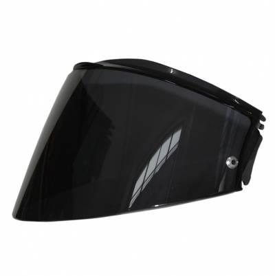 LS2 Helmets Visier für FF399 Valiant, dunkel getönt