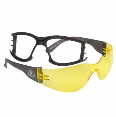 Modeka Brille Dallas Plus, xenolit gelb