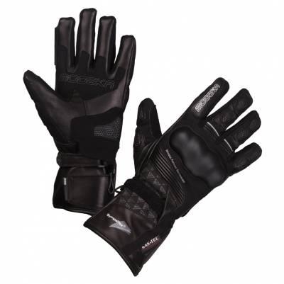 Modeka Damen Handschuhe Panamericana, schwarz
