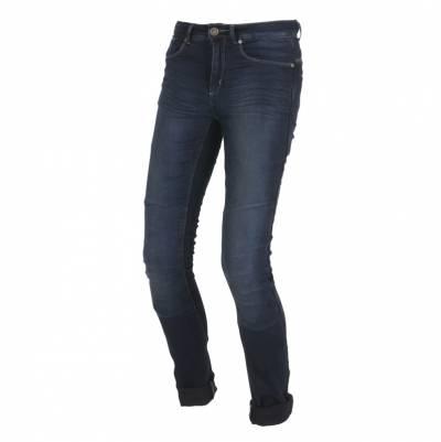 Modeka Damen Jeans Abana Lady, blau