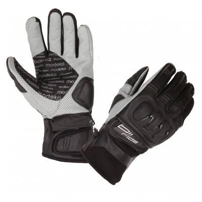 Modeka Handschuhe Air Ride, schwarz-grau