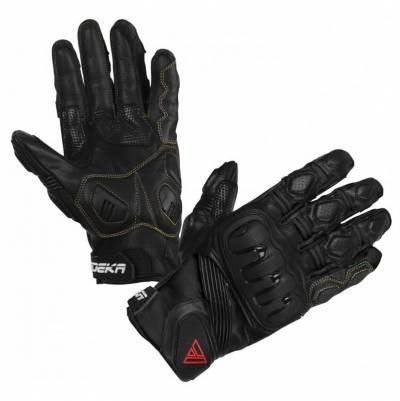Modeka Handschuhe Baali, schwarz