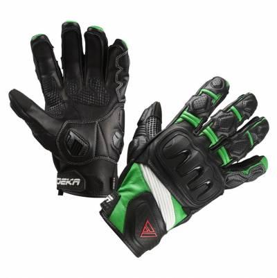 Modeka Handschuhe Baali, schwarz-grün