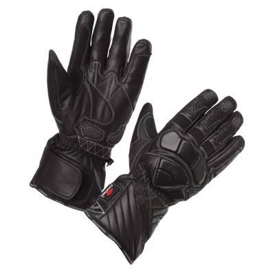 Modeka Handschuhe Comfort Pro, schwarz