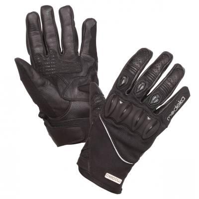 Modeka Handschuhe Derrek, schwarz