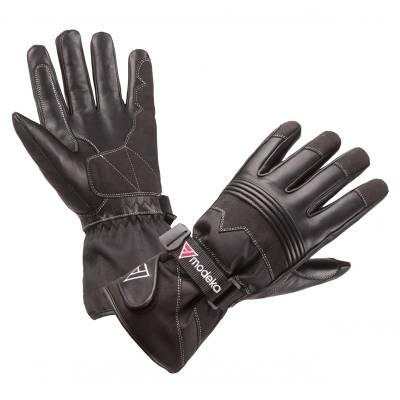 Modeka Handschuhe Freeze Evo, schwarz