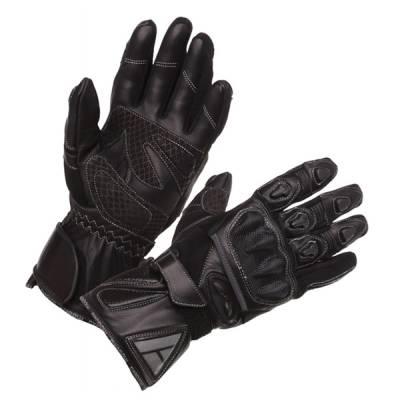 Modeka Handschuhe Gobi Traveller, schwarz