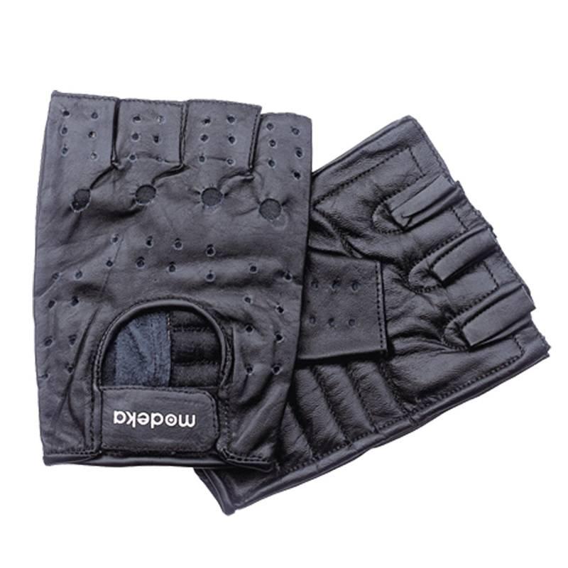 Modeka Handschuhe Highway, schwarz