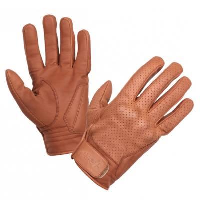 Modeka Handschuhe Hot Classic, braun
