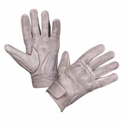 Modeka Handschuhe Hot Classic, grau