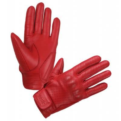 Modeka Handschuhe Hot Classic, rot