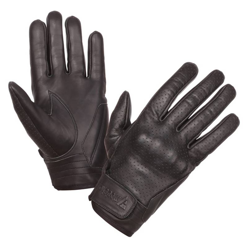 Modeka Handschuhe Hot Classic, schwarz