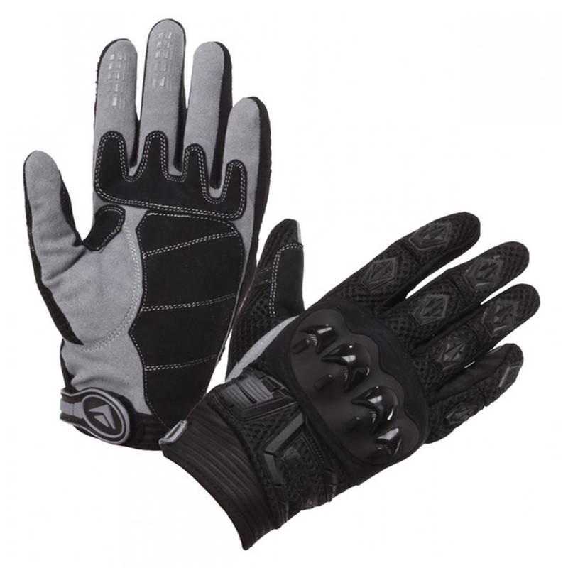 Modeka Handschuhe MX Top, schwarz