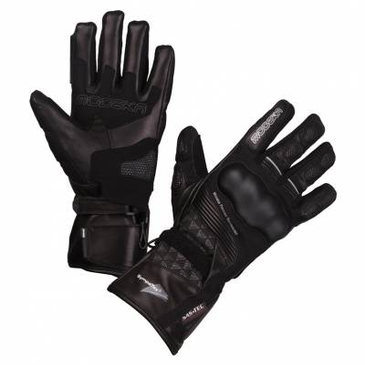 Modeka Handschuhe Panamericana, schwarz