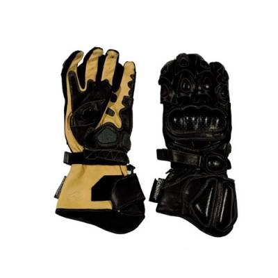 Modeka Handschuhe Racing Pro, schwarz