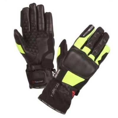 Modeka Handschuhe Tacoma Lady, schwarz-gelb