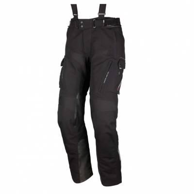 Modeka Herren Textilhose Viper LT, schwarz