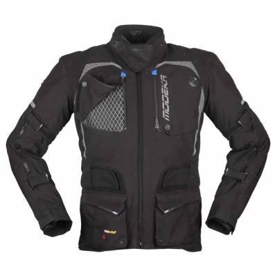 Modeka Herren Textiljacke Tacoma III, schwarz