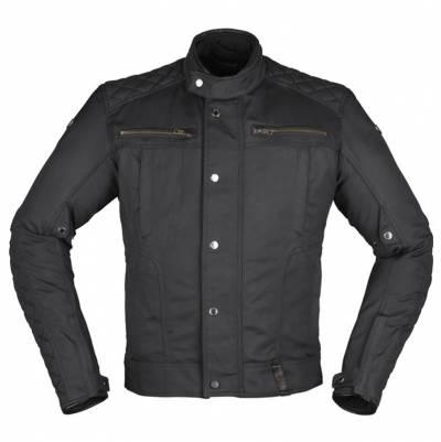 Modeka Herren Textiljacke Thiago, schwarz