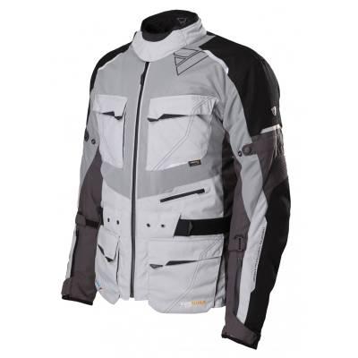 Modeka Jacke AFT-Touring, schwarz-grau