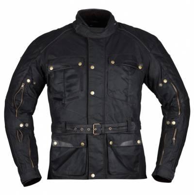 Modeka Jacke Glasgow Air, schwarz