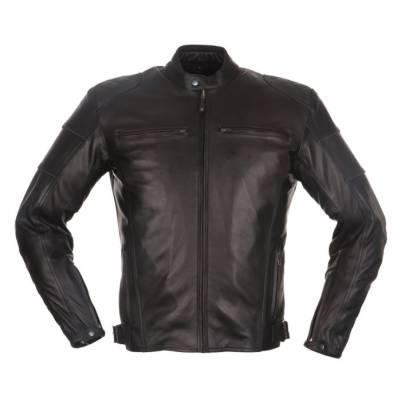 Modeka Lederjacke Ruven, schwarz