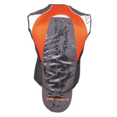 Modeka Rückenprotektoren SafePro