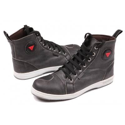 Modeka Schuhe Lane, schwarz