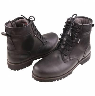 Modeka Schuhe Lynton, schwarz