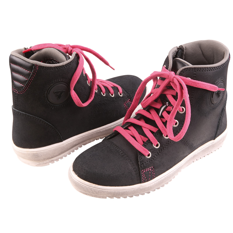 Modeka Schuhe Rosica Lady, schwarz
