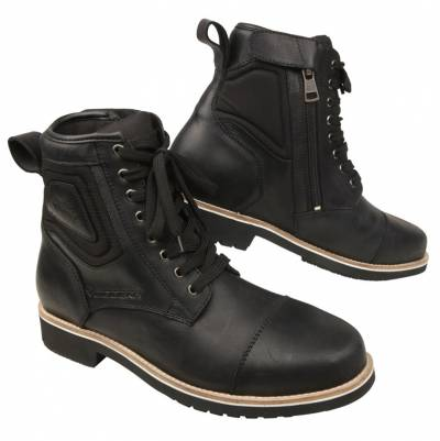 Modeka Schuhe Wolter, schwarz