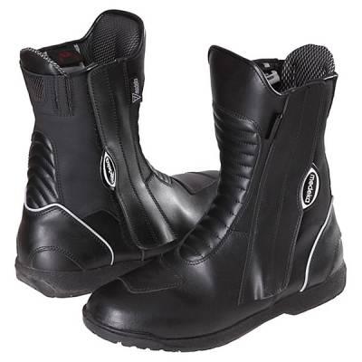 Modeka Stiefel Spa Evo, schwarz