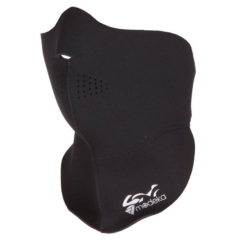 Modeka Strumhaube Face Mask, schwarz